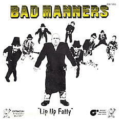 Bad Manners 45tours Discography Pochettes Vinyl