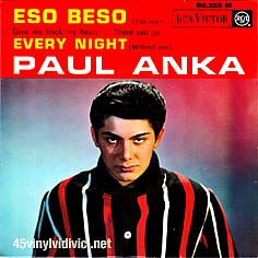 Paul Anka - Hello Young Lovers / I Love You In The Same Old Way
