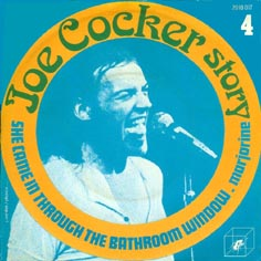 Joe Cocker 45 Tours Discographie