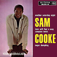 Sam Cooke Cousin Of Mine Thats Where Its At