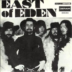 East Of Eden 45 Tours Discography French Pressings 7 Quot