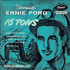 Tennessee Ernie Ford Peace Like A River