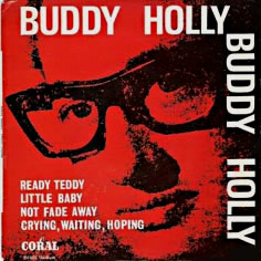 Buddy Holly 45tours