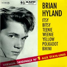 Brian Hyland - Hung Up In Your Eyes / Why Mine