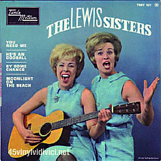The Lewis Sisters - He's An Odd Ball
