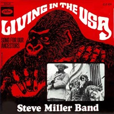 Steve Miller 45 Tours Discography French Pressings 7 Quot