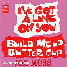 Joe Moss - Anthony Swete - Build Me Up Buttercup - Games People Play