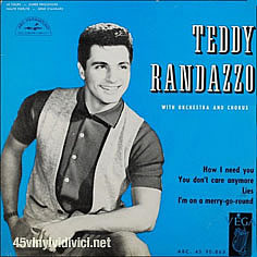 Image result for Teddy Randazzo