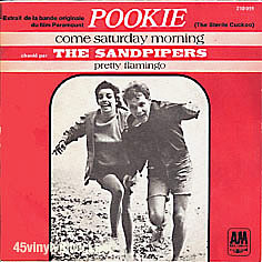 Sandpipers 45tours Discographie Pochettes French 7