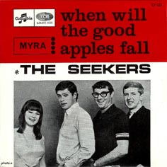 Seekers 45 Tours Discography French Pressings 7 Quot