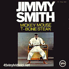 Jimmy Smith 45tours Discographie Pochettes