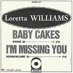 Loretta Williams Baby Cakes