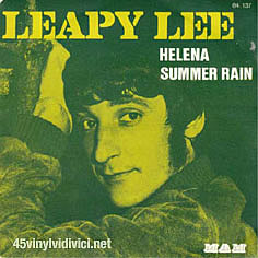 Leapy Lee - Here Comes The Rain / Three Little Words (I Love You)