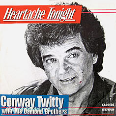 Conway Twitty - Whole Lot Of Shakin' Going On - The Flame
