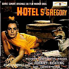 Johnny Keating Hotel Original Motion Picture Sound Track