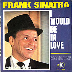 Frank Sinatra 45tours Discographie Pochettes French